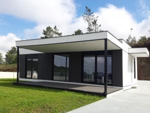 Casa modular en Vigo