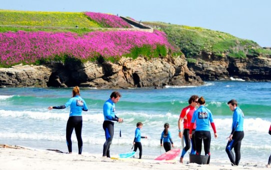 Clases de Surf en Foz