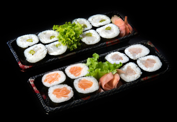 comprar sushi en coruña