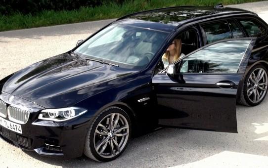 BMW m550d de Segunda Mano
