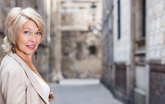 Moda para mujeres de 60 años en 2019